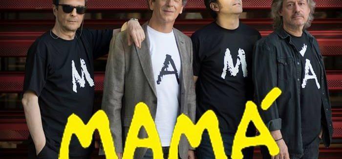Mamá anuncia actuación en Madrid en una nueva sala repleta de pop español