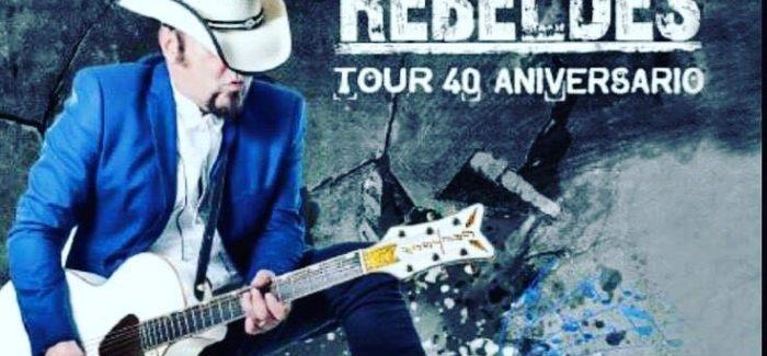 Los Rebeldes salen de gira en su 40 aniversario