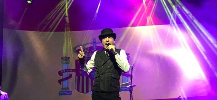 Dr. Livingstone: «Quería cantar sin complejos que soy español»