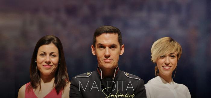 El reto sinfónico de Maldita Nerea llega a Madrid, Barcelona y a tu casa