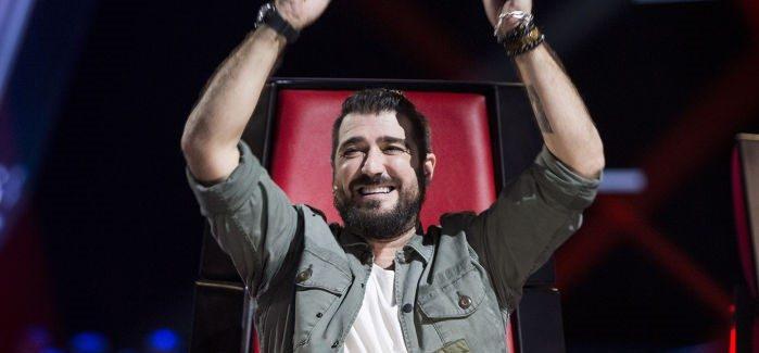 Antonio Orozco saca partido a La Voz: 75 conciertos en los próximos meses