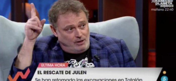 Pablo Carbonell pide perdón por sus palabras sobre Julen