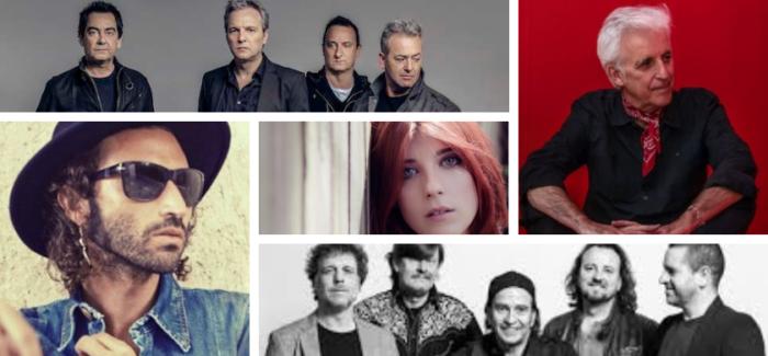 ¿Qué discos esperamos para 2019? Hombres G, Leiva, Los Nikis y muchos más