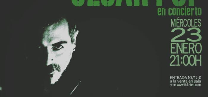 Ya a la venta las entradas para César Pop en Madrid
