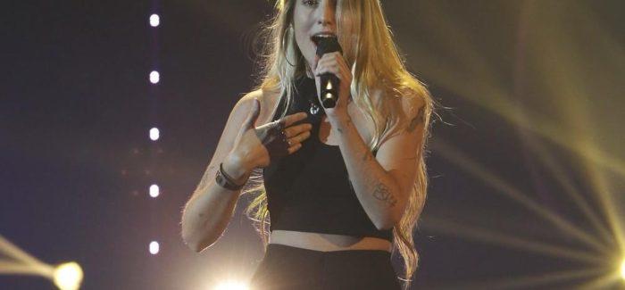 María, a un paso de sumir Eurovisión en El Sueño de Morfeo