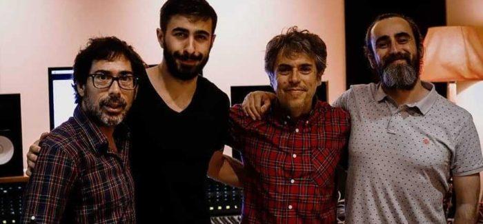 Iván Ferreiro en el nuevo disco de Rayden