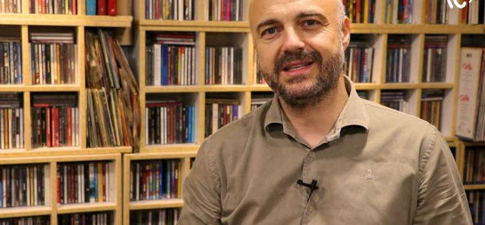 Javi Nieves estrena su propio podcast «El sitio de mi recreo»