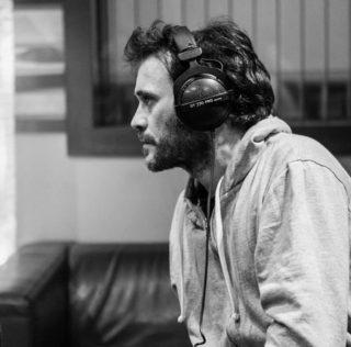 Coque Malla y Depedro en el disco debut de Sr. Mañana