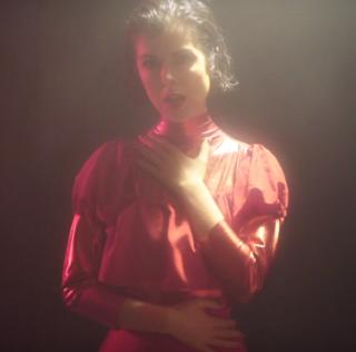 Alba Messa se confiesa en el video que prologa su disco