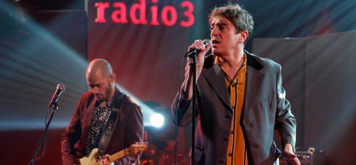 Javier Ojeda revienta Radio 3 con este directo furioso