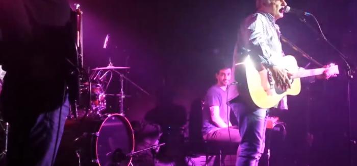 Los Limones estrenan en directo «La fiesta en paz»