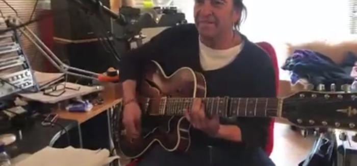 Los Secretos entran en estudio para grabar «Mi paraíso»