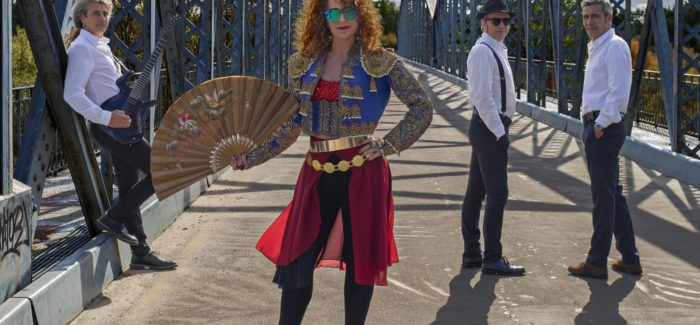 Vicky Larraz regresa con Ole'Star y «Solo promesas»