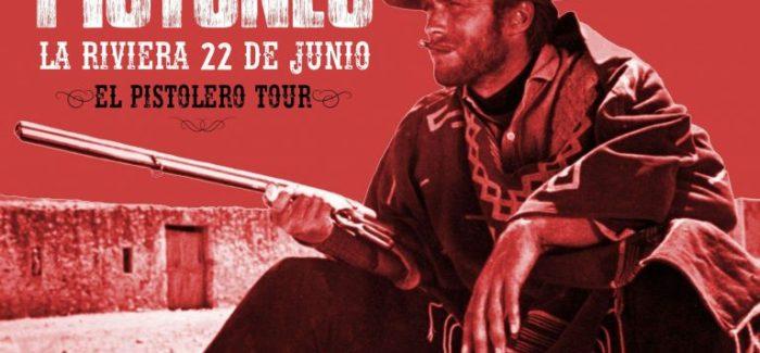 El pistolero dispara de nuevo: 22 de junio en Madrid