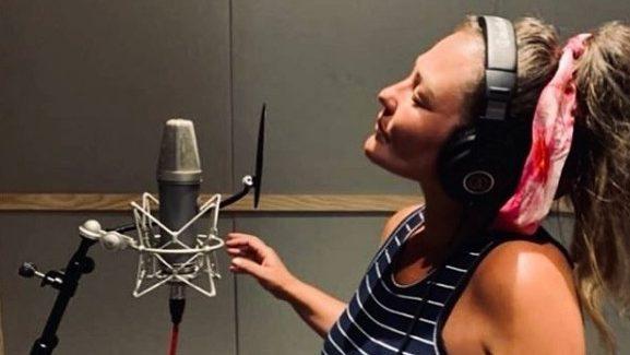 Amaia Montero ya está grabando su nuevo disco