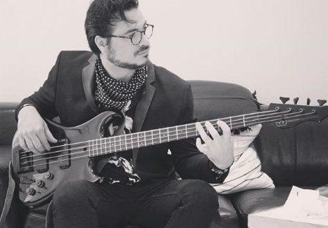 Los mil proyectos musicales de Miguel Tena, el hijo de Manolo Tena