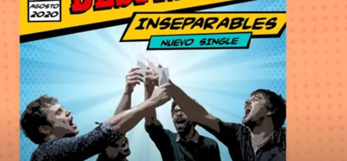 Despistaos se inspira en sus gemelas para su nuevo single