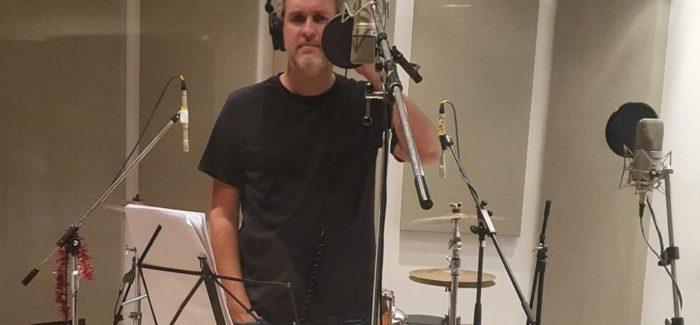 Rafa Pons ultima la grabación de su nuevo disco