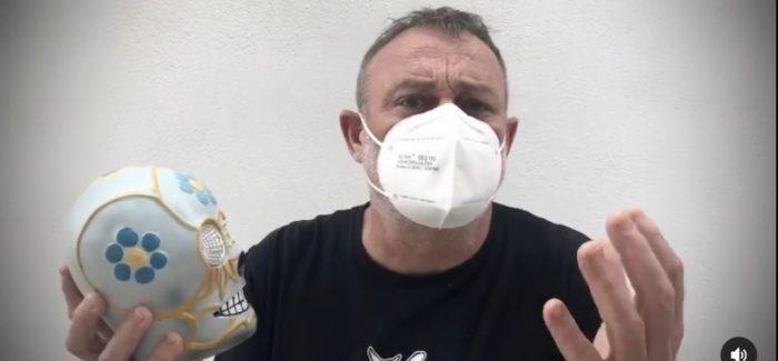 Pablo Carbonell a Sanidad: «¿por qué no nos vacunan si no podemos trabajar?»